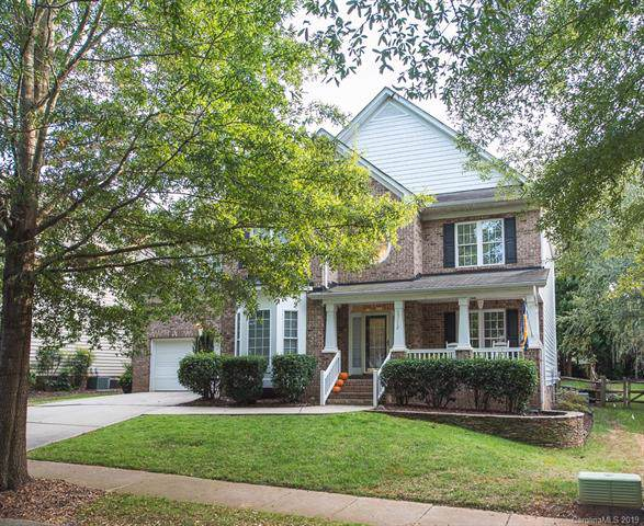 15112 Hugh Mcauley Road, Huntersville, NC 28078 (#3561198) :: High Performance Real Estate Advisors