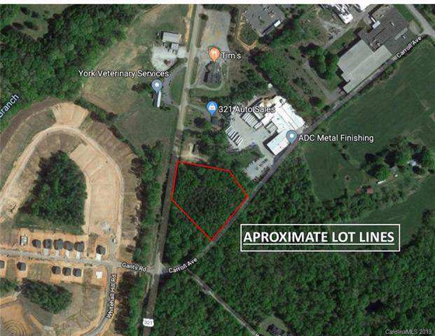 Lot 1 Hwy 321 Highway, York, SC 29745 (#3561207) :: Mossy Oak Properties Land and Luxury