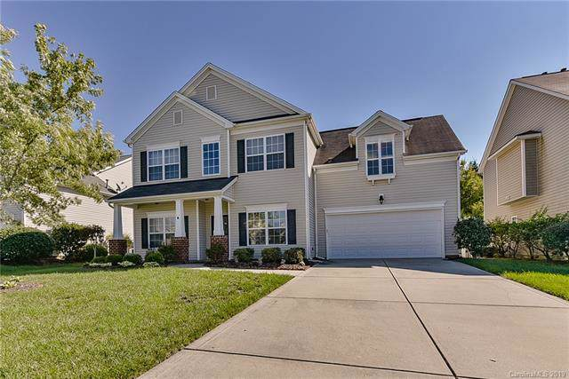9618 Ravenscroft Lane NW, Concord, NC 28027 (#3561213) :: The Premier Team at RE/MAX Executive Realty