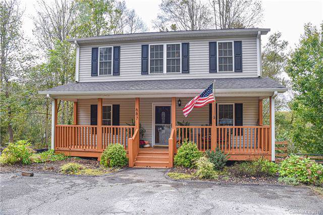 687 Padgettown Road, Black Mountain, NC 28711 (#3561285) :: The Premier Team at RE/MAX Executive Realty