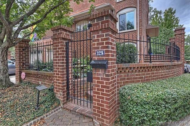 329 Settlers Lane, Charlotte, NC 28202 (#3561287) :: Scarlett Property Group