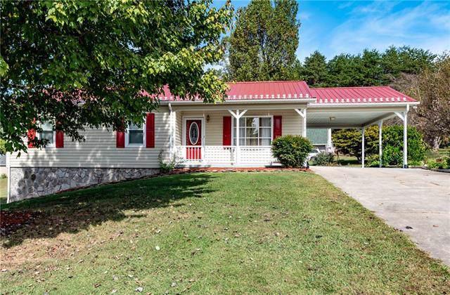 1696 Denver Court, Lenoir, NC 28645 (#3561305) :: Scarlett Property Group