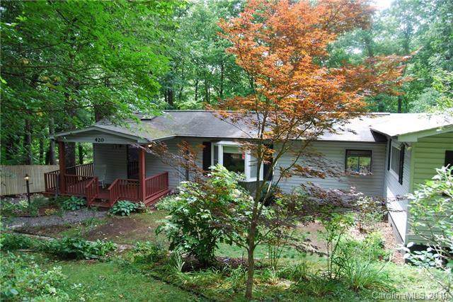 420 Beverly Road, Black Mountain, NC 28711 (#3561328) :: The Premier Team at RE/MAX Executive Realty