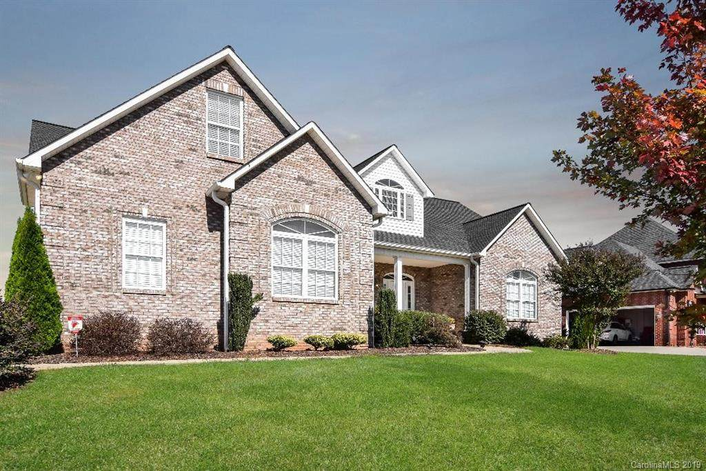 2981 Mehling Drive, Lincolnton, NC 28092 (#3561386) :: The Ramsey Group