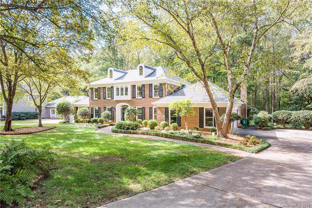 3027 Valencia Terrace, Charlotte, NC 28211 (#3561387) :: Charlotte Home Experts