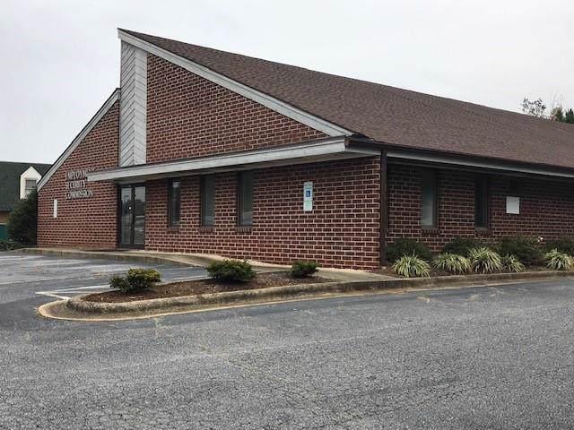 504 Wilkesboro Boulevard, Lenoir, NC 28645 (#3561395) :: Besecker Homes Team