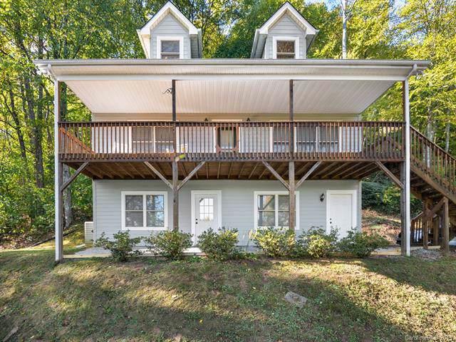509 Falling Glen Drive, Waynesville, NC 28785 (#3561420) :: BluAxis Realty