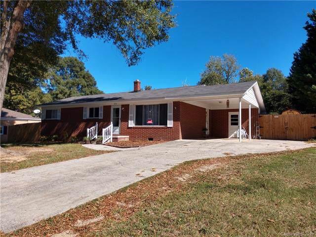 1312 Mt Vernon Avenue, Kannapolis, NC 28083 (#3561470) :: MartinGroup Properties