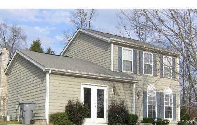 3221 Nedmore Court, Matthews, NC 28105 (#3561480) :: MartinGroup Properties