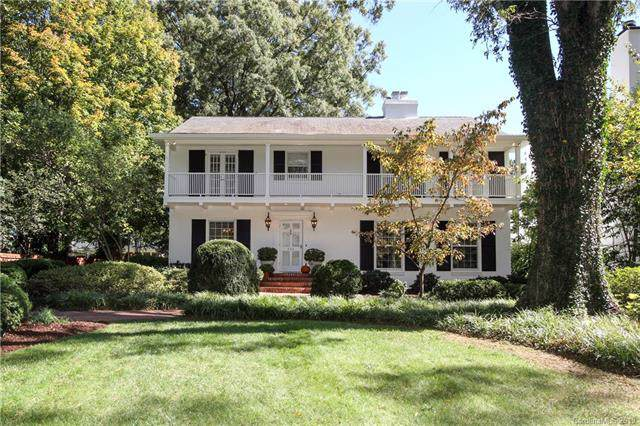 541 Cherokee Road, Charlotte, NC 28207 (#3561481) :: Carver Pressley, REALTORS®