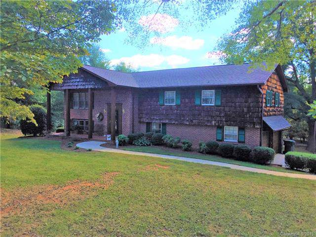 161 Honeysuckle Drive, Rutherfordton, NC 28139 (#3561498) :: Robert Greene Real Estate, Inc.