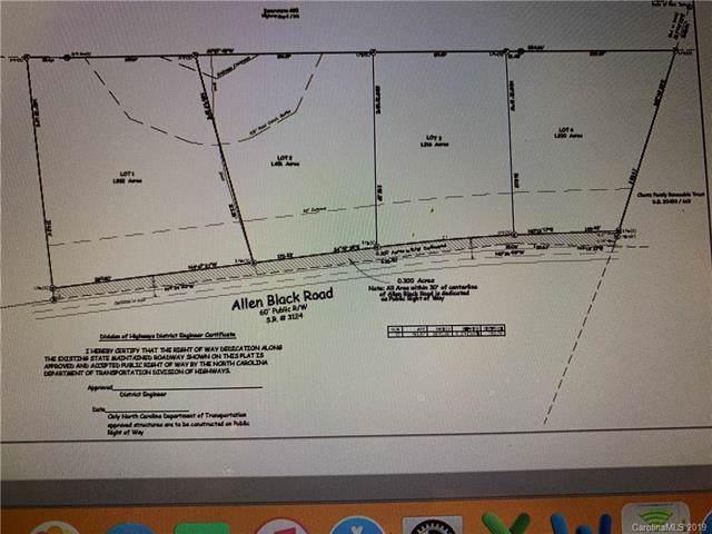 7663 1 Allen Black Road #1, Mint Hill, NC 28227 (#3561505) :: Keller Williams Biltmore Village