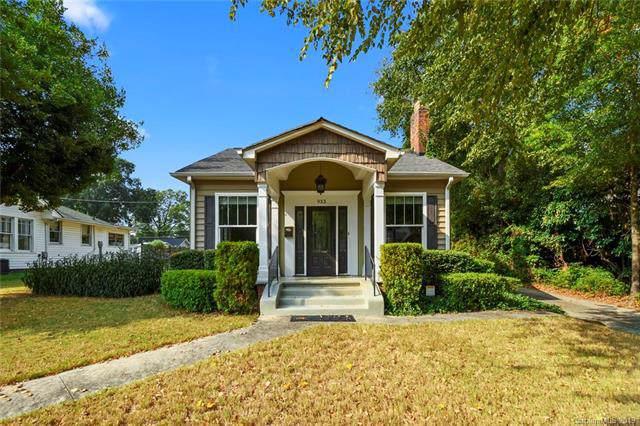 933 Charlotte Avenue, Rock Hill, SC 29730 (#3561519) :: Keller Williams Biltmore Village