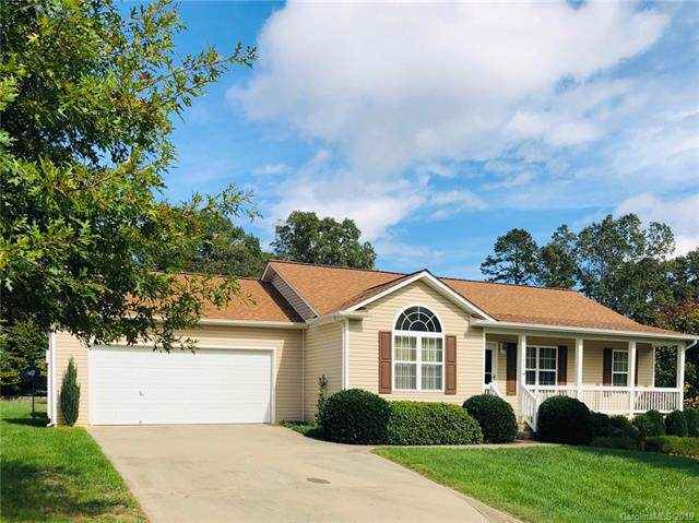 123 Whistling Pines Drive, Statesville, NC 28677 (#3561552) :: Rinehart Realty