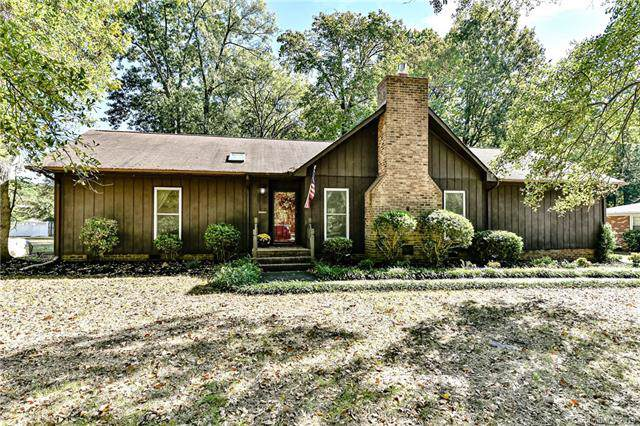 110 Franklin Street, Pineville, NC 28134 (#3561580) :: Carlyle Properties