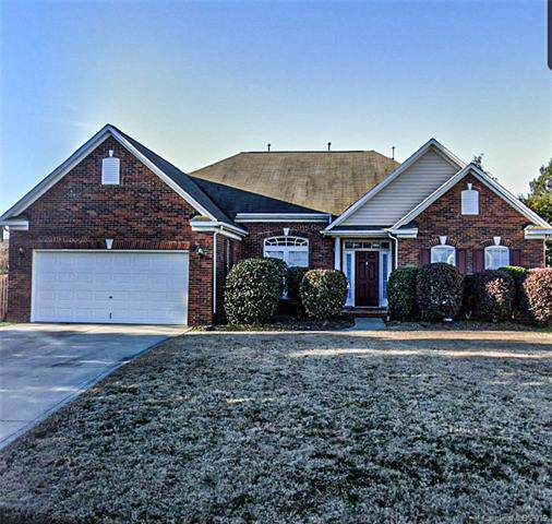 5531 Rogers Road, Indian Trail, NC 28079 (#3561602) :: Charlotte Home Experts