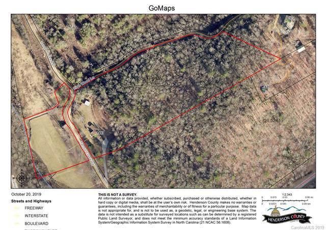 00 Terrys Creek Road, Zirconia, NC 28790 (#3561716) :: Keller Williams Professionals