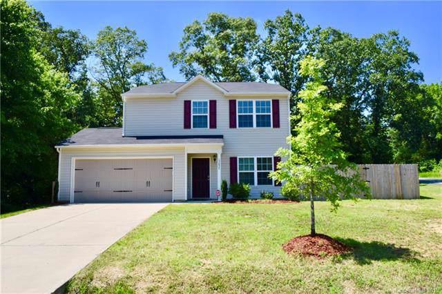 13835 Circle Drive, Charlotte, NC 28262 (#3561732) :: Exit Realty Vistas