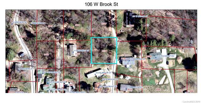 106 W Brook Street, Black Mountain, NC 28711 (#3561741) :: High Performance Real Estate Advisors