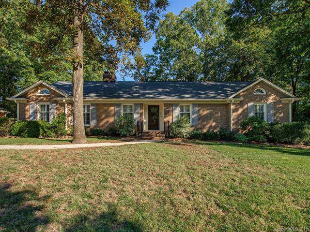 1108 Redcoat Drive, Charlotte, NC 28211 (#3561764) :: Stephen Cooley Real Estate Group