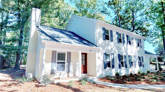 104 Beckham Court, Charlotte, NC 28211 (#3561782) :: Sellstate Select