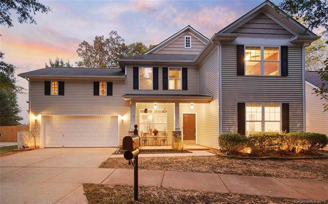 12753 Cross Dale Drive, Huntersville, NC 28078 (#3561828) :: MartinGroup Properties