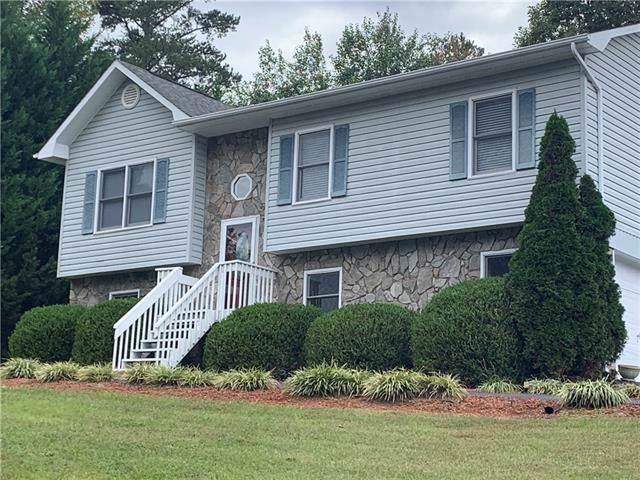1600 Lee Pearson Road, Granite Falls, NC 28630 (#3561855) :: Homes Charlotte