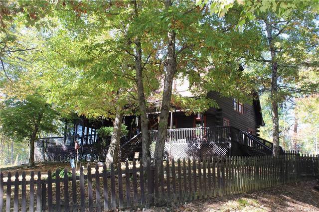 600 Black Hill Road, Bryson City, NC 28713 (#3561882) :: Rinehart Realty
