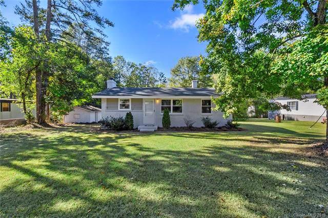 7801 Burch Shire Road, Charlotte, NC 28269 (#3561910) :: Keller Williams Biltmore Village