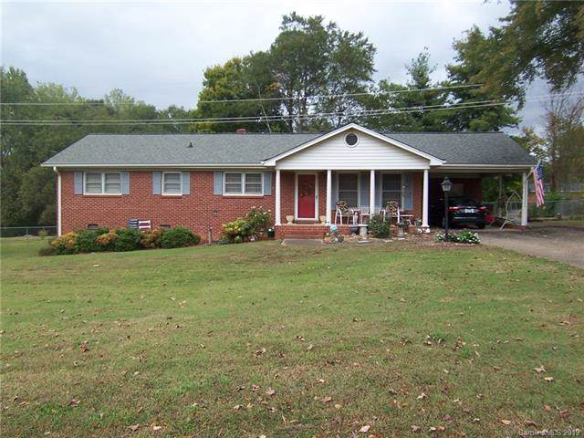 1400 Briarcliff Road, Shelby, NC 28152 (#3561937) :: Team Honeycutt