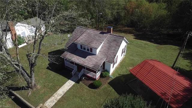 709 Armory Road, North Wilkesboro, NC 28659 (#3561938) :: Keller Williams Biltmore Village