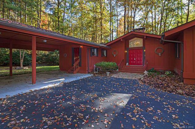 2061 Glen Cannon Drive, Pisgah Forest, NC 28768 (#3561957) :: Rowena Patton's All-Star Powerhouse