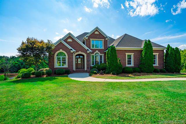 1024 Timber Run Drive, Salisbury, NC 28146 (#3561958) :: Charlotte Home Experts