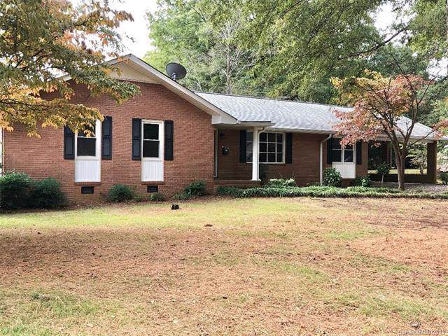 1206 Forest Avenue, Monroe, NC 28112 (MLS #3562012) :: RE/MAX Journey