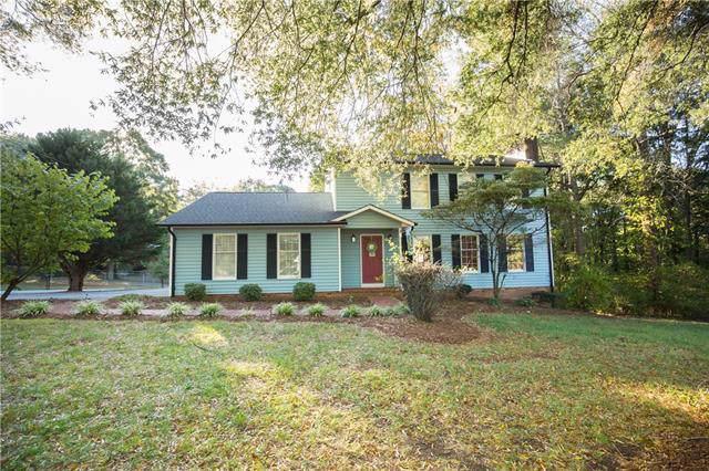 14 Northwood Circle, Taylorsville, NC 28681 (#3562043) :: Carlyle Properties