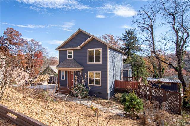 8 Central Avenue W, Asheville, NC 28806 (#3562047) :: High Performance Real Estate Advisors