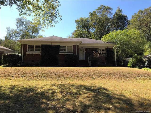 1000 Habersham Drive, Charlotte, NC 28209 (#3562079) :: Charlotte Home Experts