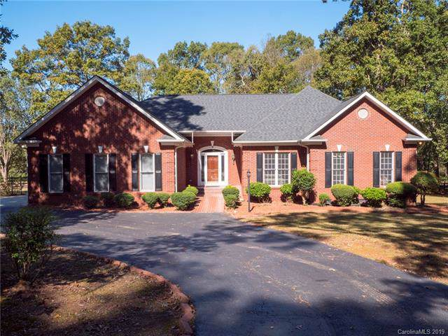 5608 Lancaster Highway, Monroe, NC 28112 (#3562091) :: Sellstate Select