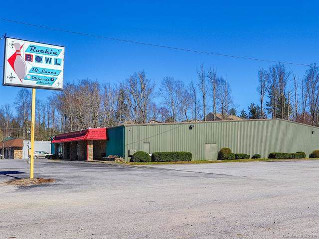 271 Rosman Highway, Brevard, NC 28712 (#3562100) :: Robert Greene Real Estate, Inc.