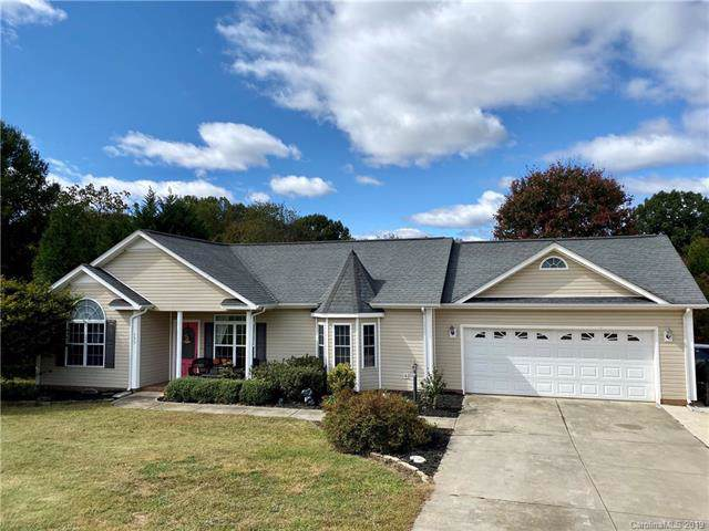 593 Jane Sowers Road, Statesville, NC 28625 (#3562125) :: Homes Charlotte