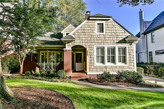 225 Cottage Place, Charlotte, NC 28207 (#3562133) :: High Performance Real Estate Advisors