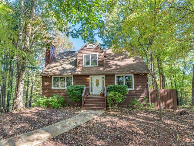1356 Davis Mountain Road, Hendersonville, NC 28739 (#3562192) :: Keller Williams Professionals
