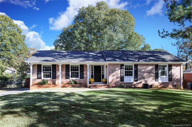 7507 Thorncliff Drive, Charlotte, NC 28210 (#3562257) :: High Performance Real Estate Advisors