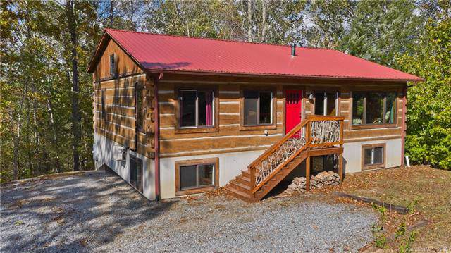85 & 87 Ivy Bluffs, Marshall, NC 28753 (#3562278) :: Carlyle Properties