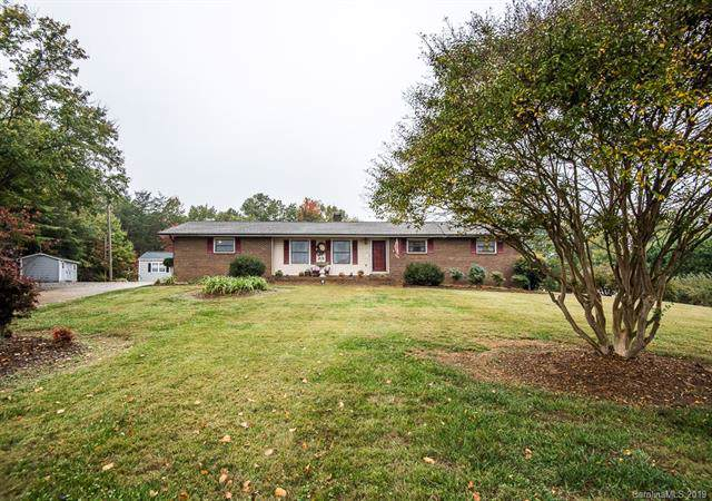 7251 Rhodhiss Road, Connelly Springs, NC 28612 (#3562282) :: Rinehart Realty