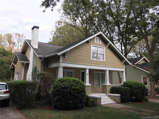 2029 E 5th Street, Charlotte, NC 28204 (#3562364) :: Homes Charlotte