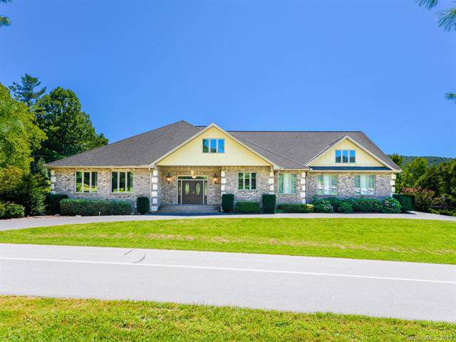 5 Willow View Drive, Mills River, NC 28759 (#3562388) :: High Performance Real Estate Advisors
