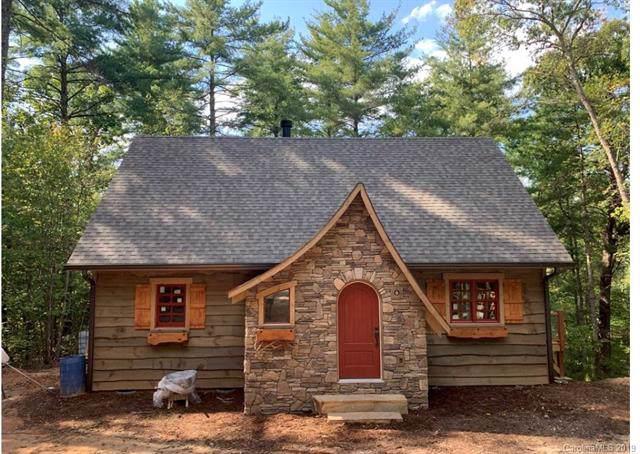 1400 Yellow Fork Trail E, Nebo, NC 28761 (#3562436) :: Puma & Associates Realty Inc.