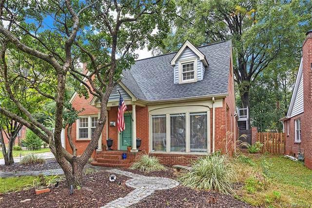 3201 Commonwealth Avenue, Charlotte, NC 28205 (#3562544) :: LePage Johnson Realty Group, LLC