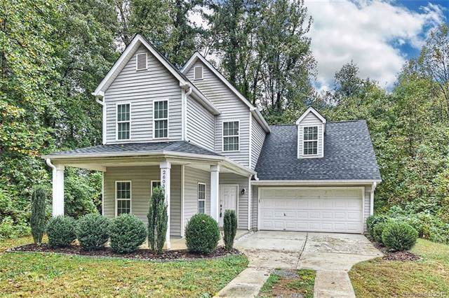2603 Pickway Drive, Charlotte, NC 28269 (#3562628) :: IDEAL Realty